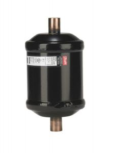 Danfoss DCB163S liquid line drier with flared connection 3/8