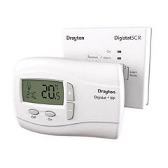 Drayton battery operated hotel room thermostat