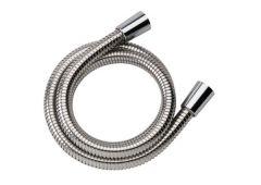 Mira Logic metal hose 1.75m Chrome Plated