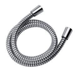 Mira Response plastic hose 1.75mtr Chrome Plated