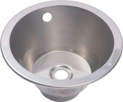 Franke 305X160 Round Inset Sink Bowl Stainless Steel