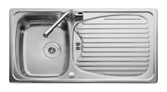 Leisure Euroline El9501/Tc Sink And Tap Pack