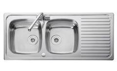 Linear 950X508mm 1.0B Sink&Aquaflow T&W