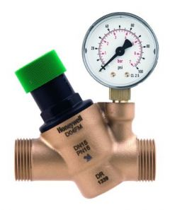 Honeywell Pressure Red Valv D04fm-Zgc 15