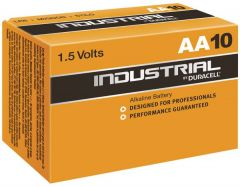Industrial By Duracell D 10 Pack