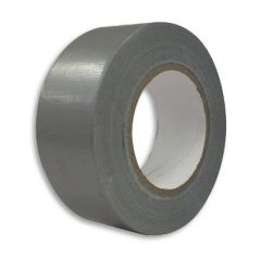Wolseley Own Brand Center silver waterproof duct tape 50mm x 50m