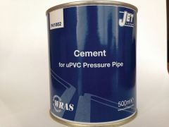 Wolseley Own Brand * JET  500ML PVC SOLVENT CEMENT THF FREE
