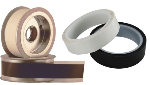 White Easy Release Thermal End Sealing Tape 25Mmx10m