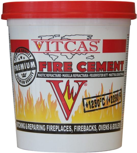 Fire Cement Buff 500G