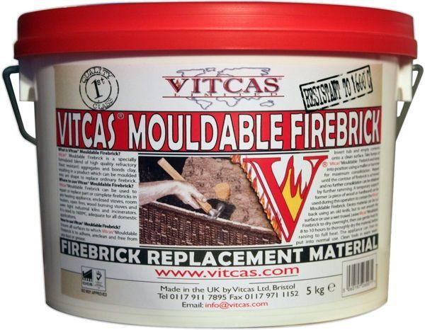 Mouldable Firebrick 5Kg