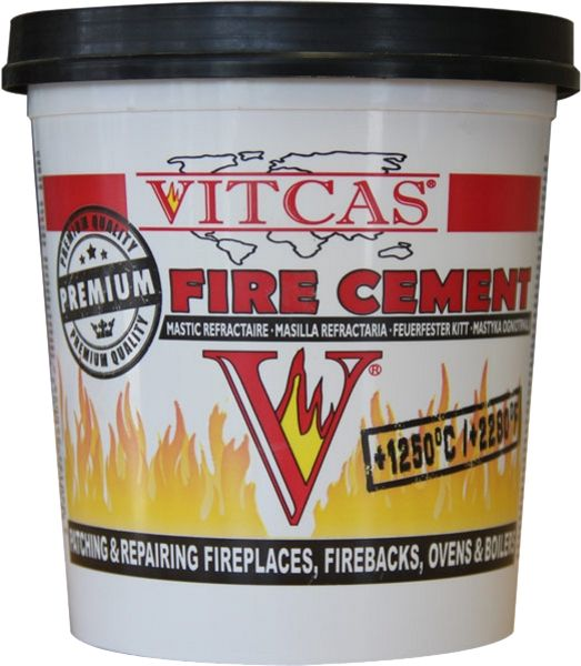 Fire Cement Black 5Kg