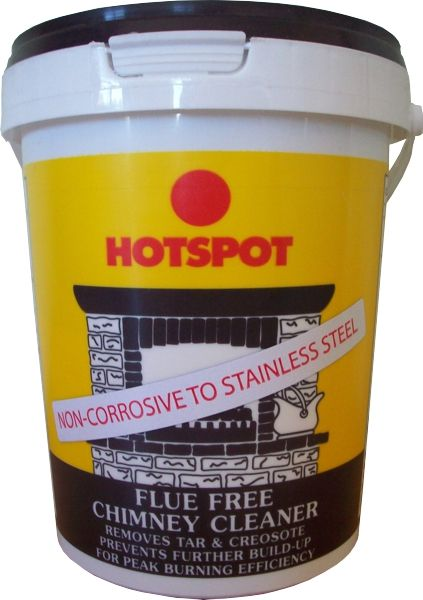 Hotspot Flue Free Chimney Cleaner (Box Of 6) 750G