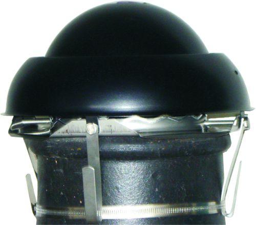 Mini Eurocowl St.Steel Black