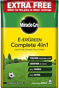 Miracle-Gro Complete 360M2+10%
