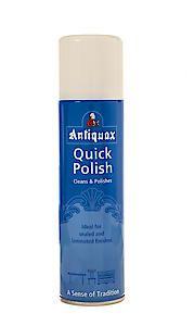 Antiquax Quick Polish 250Ml
