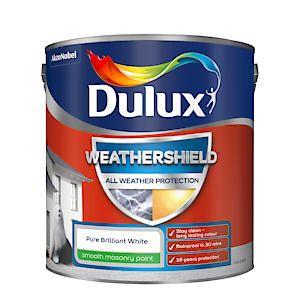 Du W/Shield A/W/P Smooth Pure Brilliant White 2.5L