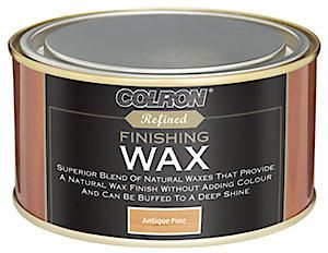 Colron Refined Fin Wax Clear 325Gm