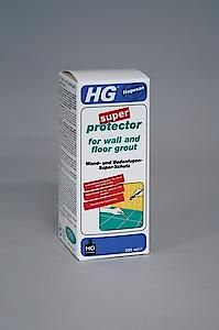 244 - HG Super Protector For Wall & Floor Grout 250Ml