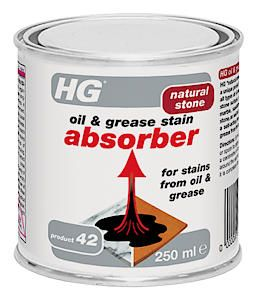 470 - HG Oil And Grease Absorber 250Ml