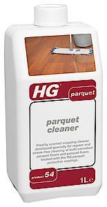 220 - Hg Parquet Cleaner 1L