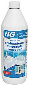 100 - Hg Professional Limescale Remover 1L