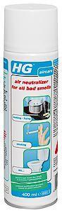 446 - HG Air Neutraliser For All Bad Smells 400Ml