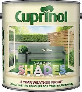CUP Garden SHADE  SEASONED OAK 2.5L