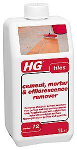 171 - Hg Cement Mortar Efflor Remover 1L