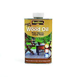 Exterior Wood Oil 500Ml