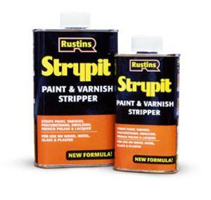 RUST STRYPIT                2.5L