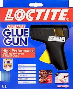 LOCTITE HOT MELT        GLUE GUN