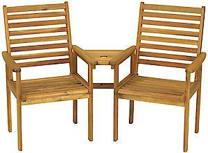 Napoli Wooden Companion Set