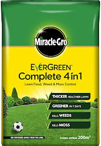 Miracle-Gro Complete 1X200m2