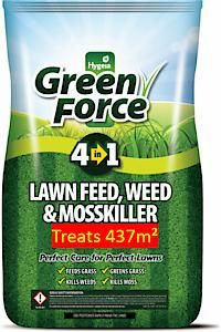 Green Force Lawn Feed Weed & M/K 8.75Kg (437M)