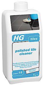 332 - Hg Polished Tile Cleaner 1L