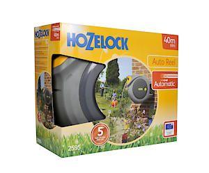 Hozelock 40M Auto Reel + Gun 2595R8019