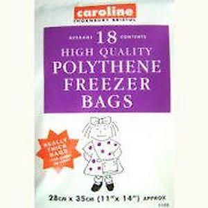 Freezer Bags 11X14  18