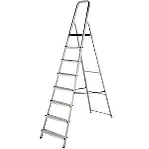 High Handrail Stepladders 8 Tread