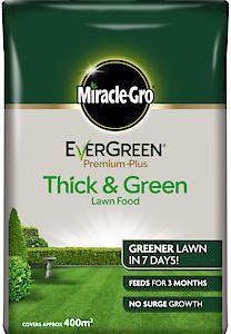 Miracle-Gro Premium+ Lawn Food 400M