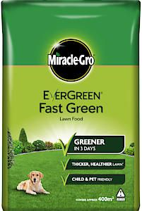 Miracle-Gro Fast Green Lawn Feed 400M2