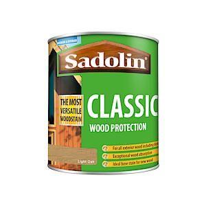 Sadolin Classic              Lght Oak   1L