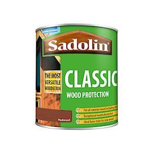 Sadolin Classic              Redwood    1L