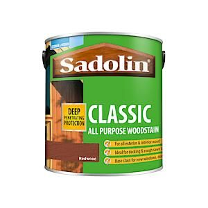 Sad Clas Wood Prot 2.5 Redwood