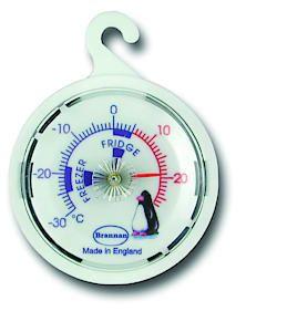 Bimetal Fri/Freezer Thermtr Celsius Only