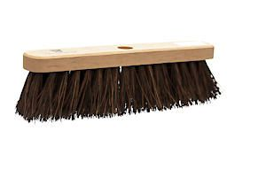 Castle Dale 12 Natural Bassine Broom Head With Hole