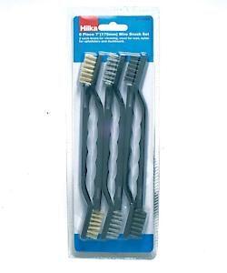 6 Pce 7 Cleaning Brush Set