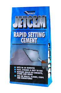 Jetcem Rapid Set Cement - 6Kg