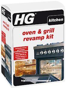 Oven & Grill Soaking Gel 500Ml