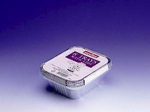 Foil Tray & Lid 23Oz X5 Cp5