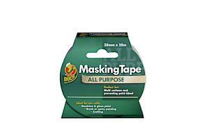 Duck Ap Masking Tape 25Mm X 25M